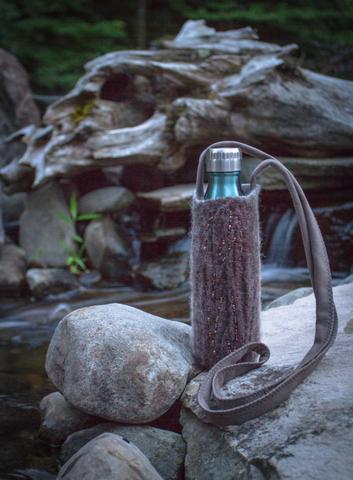 Felt Wool Water Bottle Holders