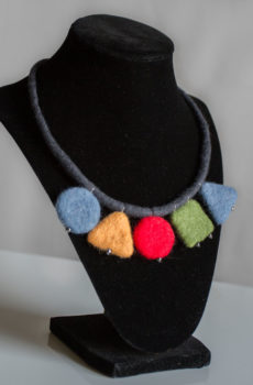 Felted shapes