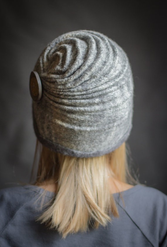 hat-felting