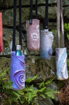 — Water bottle holder