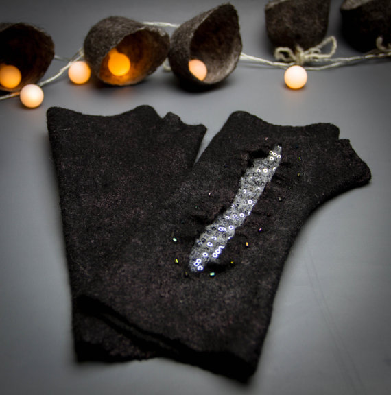 Felted wool for women