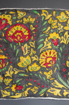 Felted-art-fabric-batik-Khokhloma