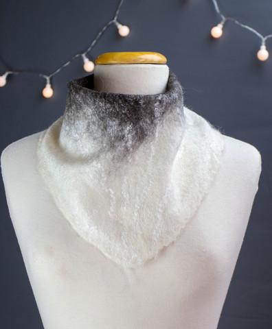 stylish Alpaca snood