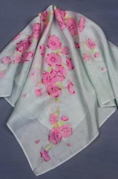 — Batik shawls