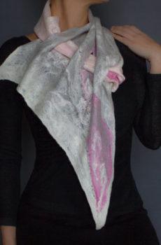 Wool Neckpiece scarf
