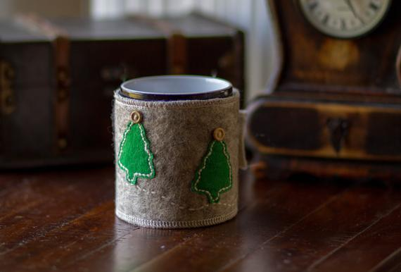 wool Cup warmer
